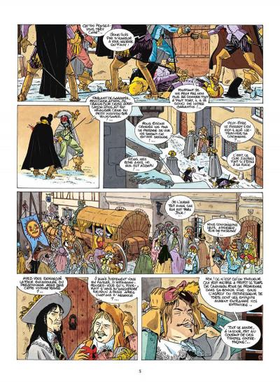 Page 8 Le fou du roy tome 6
