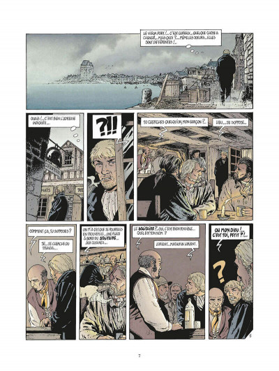 Page 0 ombres tome 2 - le solitaire 2