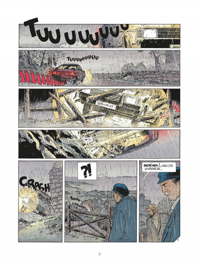 Page 6 ombres tome 2 - le solitaire 2