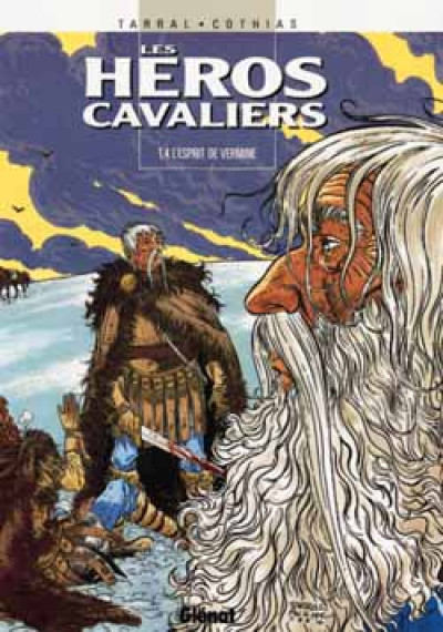 image de les héros cavaliers tome 4 - l'esprit de vermine