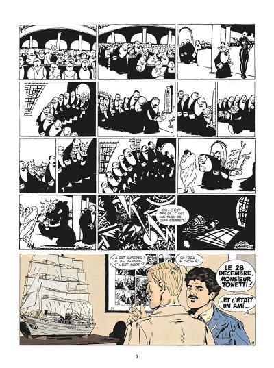 Page 6 de silence et de sang tome 3 - dix années de folie