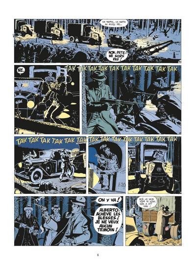 Page 9 de silence et de sang tome 3 - dix années de folie