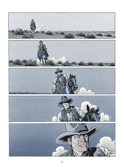Page 6 de silence et de sang tome 6 - omerta