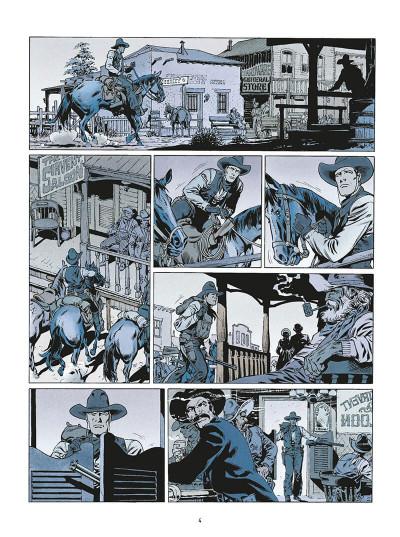 Page 7 de silence et de sang tome 6 - omerta