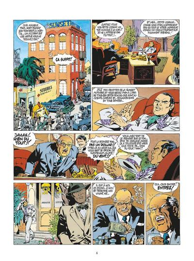 Page 9 de silence et de sang tome 6 - omerta