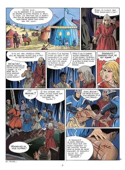 Page 0 les aigles décapitées tome 12 - l'esclave