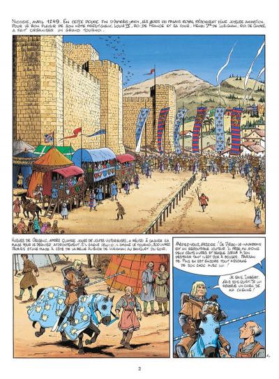 Page 3 les aigles décapitées tome 12 - l'esclave