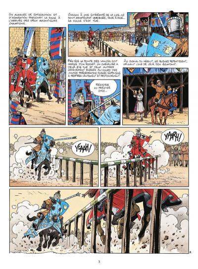 Page 4 les aigles décapitées tome 12 - l'esclave