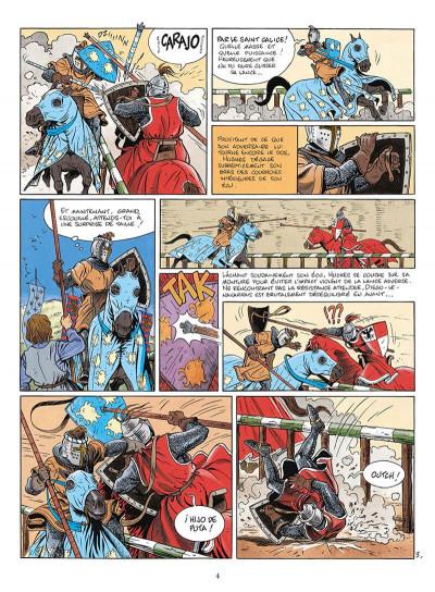Page 5 les aigles décapitées tome 12 - l'esclave
