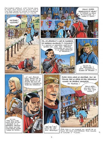 Page 6 les aigles décapitées tome 12 - l'esclave