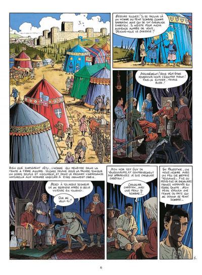 Page 7 les aigles décapitées tome 12 - l'esclave