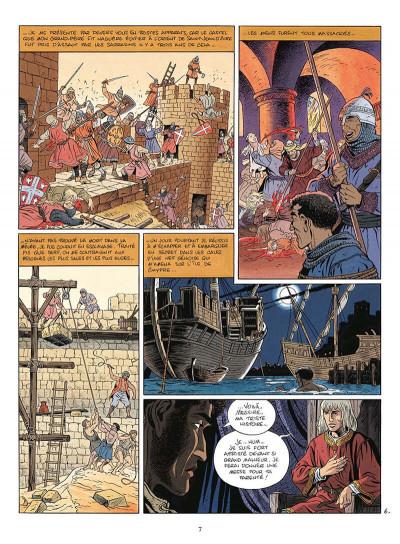 Page 8 les aigles décapitées tome 12 - l'esclave