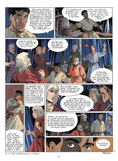 Page 9 les aigles décapitées tome 12 - l'esclave