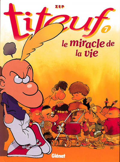 Couverture Titeuf tome 7