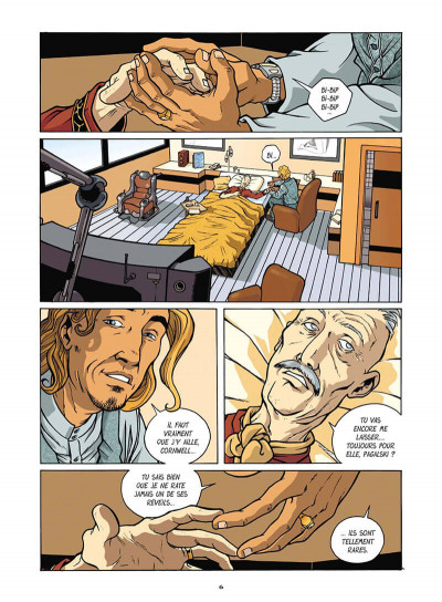 Page 7 nomad tome 5 - mémoire cachee