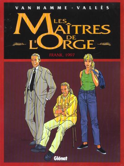 Couverture les maitres de l'orge tome 7 - frank 1997