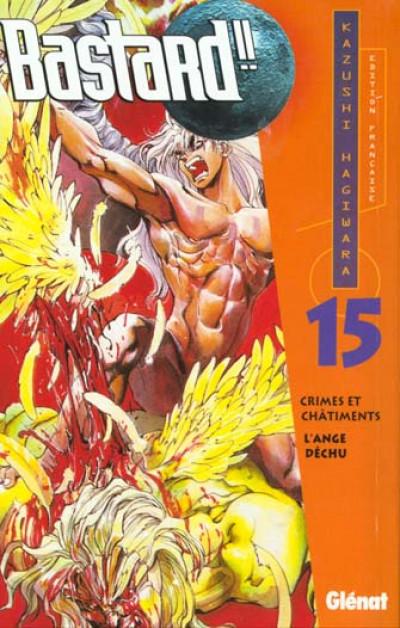 Couverture bastard tome 15 - crimes et châtiments - l'ange déchu