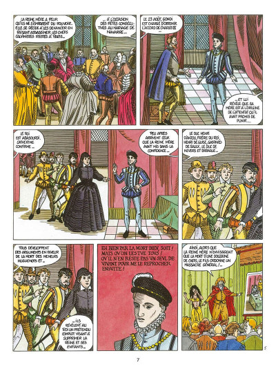 Page 0 le chevalier, la mort et le diable tome 1 - bon sang ne peut mentir