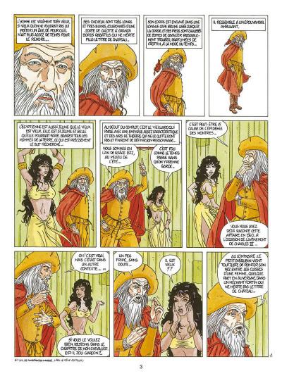 Page 6 le chevalier, la mort et le diable tome 1 - bon sang ne peut mentir