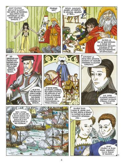Page 8 le chevalier, la mort et le diable tome 1 - bon sang ne peut mentir