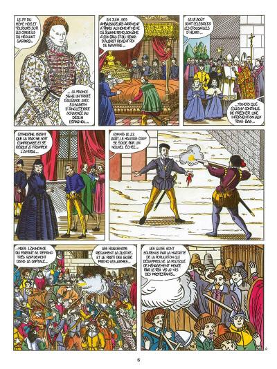 Page 9 le chevalier, la mort et le diable tome 1 - bon sang ne peut mentir