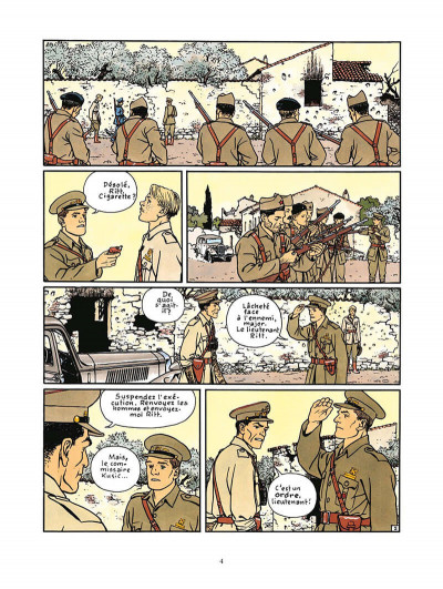 Page 5 max fridman tome 3 - no pasaran