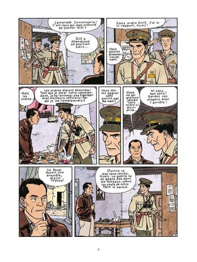 Page 6 max fridman tome 3 - no pasaran