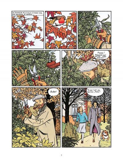 Page 8 max fridman tome 3 - no pasaran