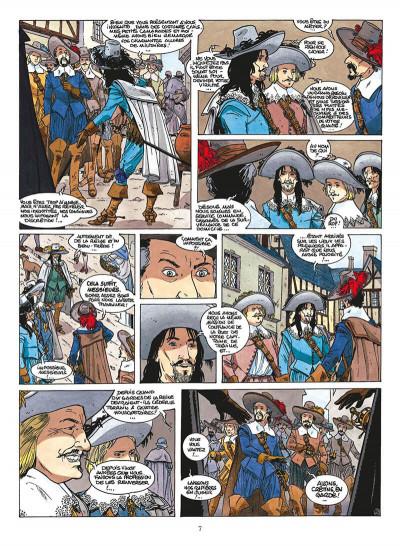 Page 0 le fou du roy tome 7 - le secret de polichinelle