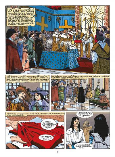 Page 6 le fou du roy tome 7 - le secret de polichinelle