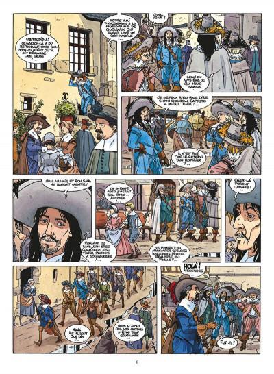 Page 9 le fou du roy tome 7 - le secret de polichinelle