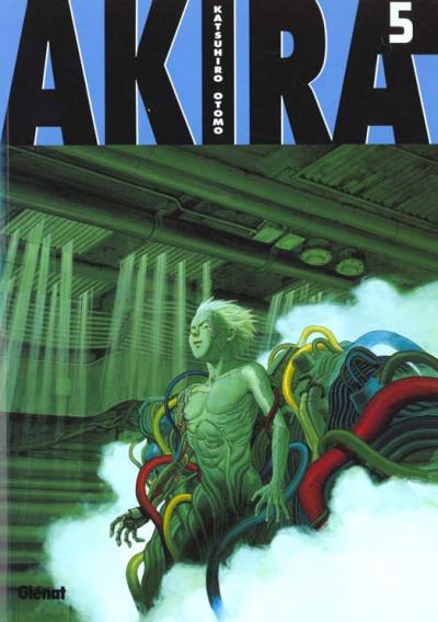 Couverture akira - (noir et blanc) tome 5