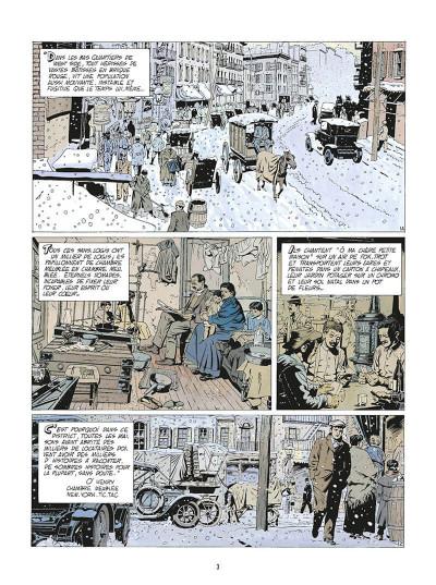 Page 6 de silence et de sang tome 2 - mulberry street