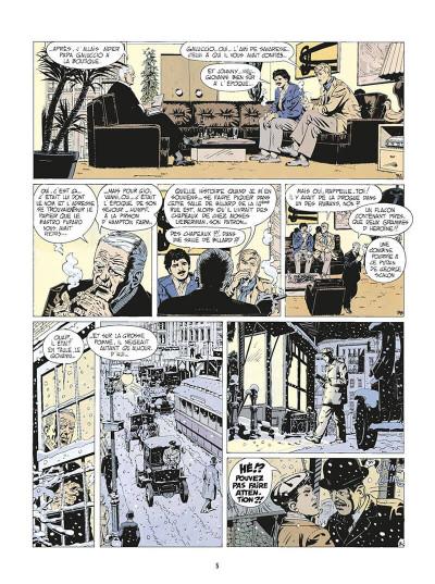 Page 8 de silence et de sang tome 2 - mulberry street
