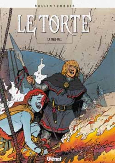 Couverture le torte tome 4 - treo-fall