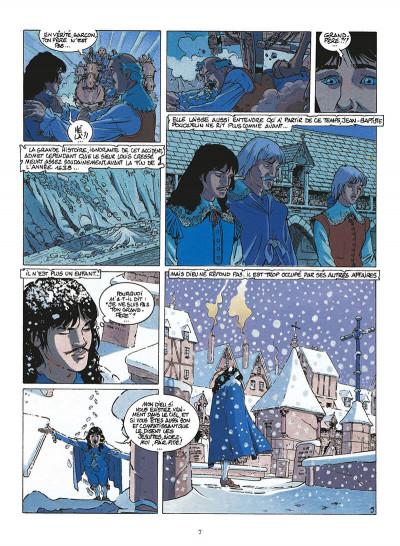 Page 0 Le fou du roy tome 4 - le roy et l'ombre