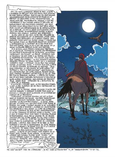 Page 6 Le fou du roy tome 4 - le roy et l'ombre