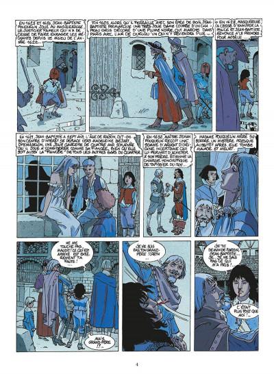 Page 7 Le fou du roy tome 4 - le roy et l'ombre