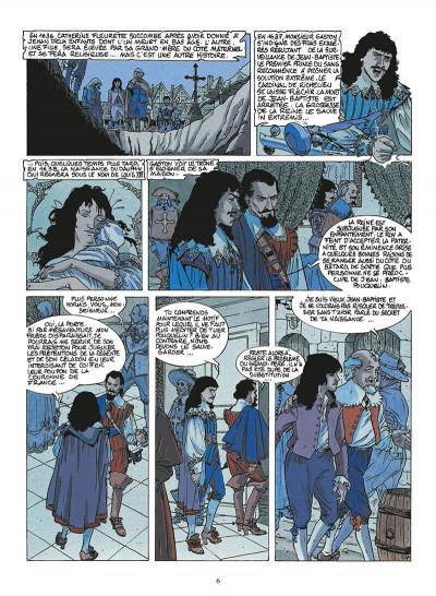 Page 9 Le fou du roy tome 4 - le roy et l'ombre