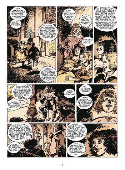Page 6 coeur brulé tome 7 - le comte de saint germain
