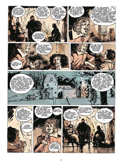 Page 7 coeur brulé tome 7 - le comte de saint germain