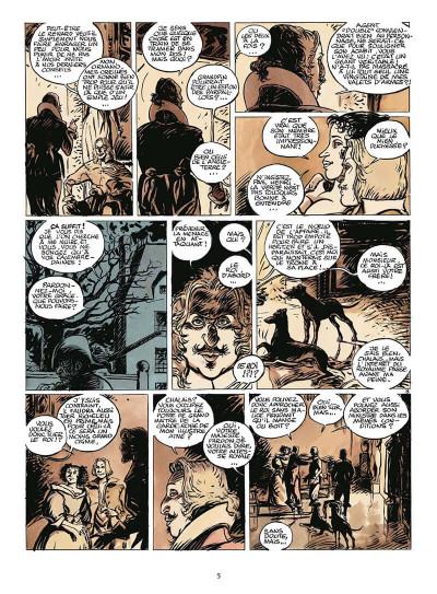Page 8 coeur brulé tome 7 - le comte de saint germain