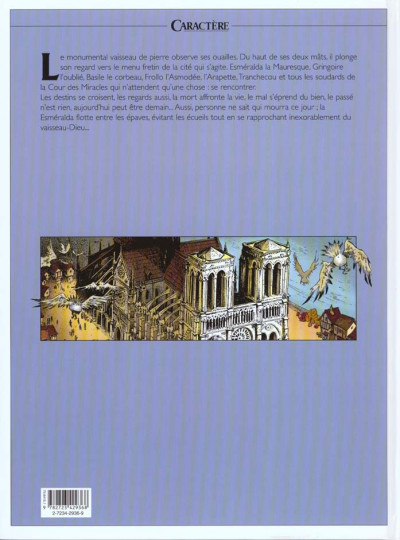 Dos La esmeralda tome 1 - opus delit