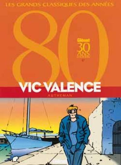 Couverture vic valence - intégrale tome 1 à tome 3