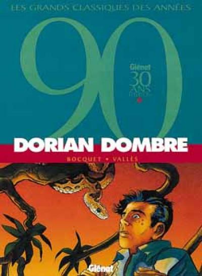 Couverture dorian dombre - intégrale - tome 1 a tome 3
