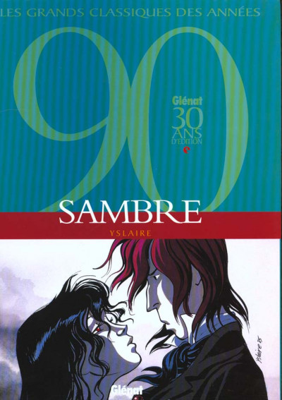 Couverture Sambre (spécial 30 ans) tome 4