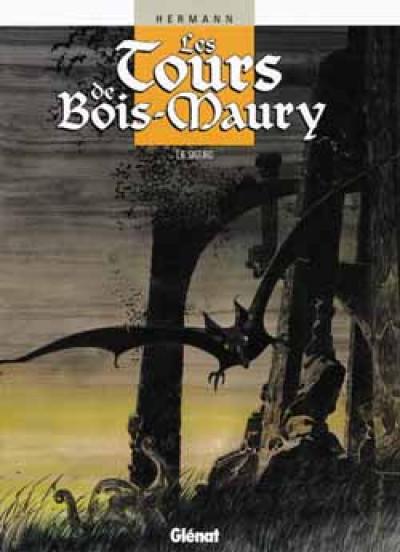 image de les tours de bois-maury tome 6 - sigurd