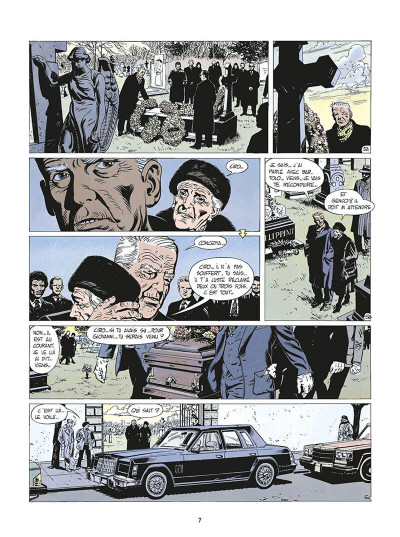 Page 0 de silence et de sang tome 1 - la nuit du tueur de loups