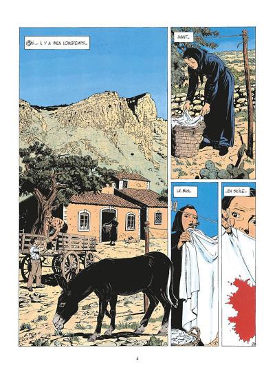 Page 7 de silence et de sang tome 1 - la nuit du tueur de loups