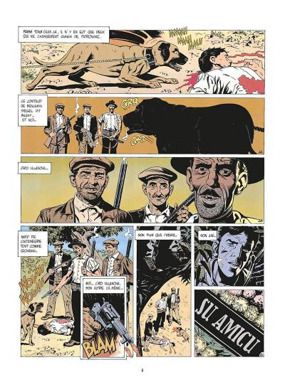 Page 9 de silence et de sang tome 1 - la nuit du tueur de loups